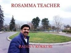 ROSAMMA TEACHER