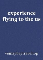 experience flying to the us