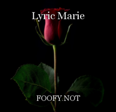 Lyric Marie