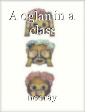 A oglan in a class