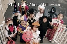 What I Like About Halloween