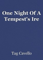One Night Of A Tempest's Ire