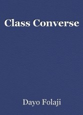 Class Converse