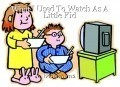 What I Used To Watch As A Little Kid