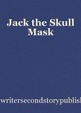 Jack the Skull Mask