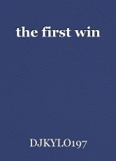 the first win