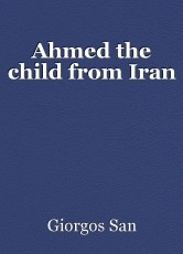 Ahmed the child from Iran