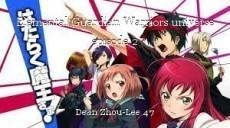 Elemental Guardian Warriors universe episode 2
