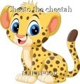 Cheeto the cheetah
