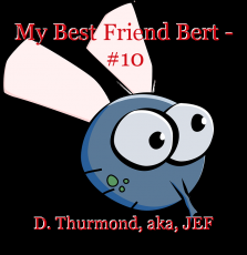 My Best Friend Bert - #10
