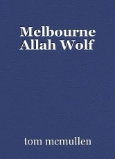 Melbourne Allah Wolf