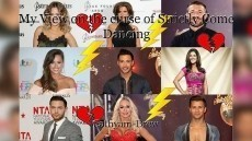 My View on the curse of Strictly Come Dancing