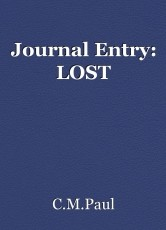 Journal Entry: LOST