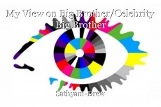 My View on Big Brother/Celebrity Big Brother