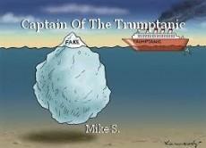 Captain Of The Trumptanic