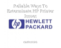 Reliable Ways To Exterminate HP Printer Issues