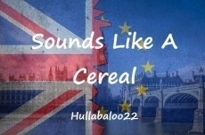 Sounds Like A Cereal