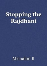 Stopping the Rajdhani