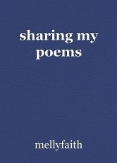sharing my poems