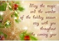 Living Christmas Message