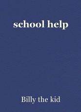 school help
