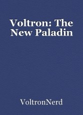 Voltron: The New Paladin