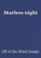 Starless night