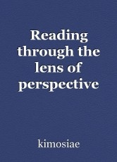 Reading through the lens of perspective
