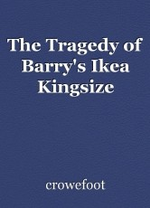 The Tragedy of Barry's Ikea Kingsize