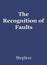 The Recognition of Faults