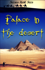 Palace in desert