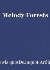 Melody Forests