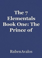 The 7 Elementals Book One: The Prince of Eclipse (intro)
