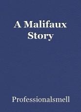 A Malifaux Story