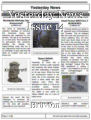 Yesterday News Issue 14