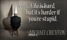 Stupidity Pandemic