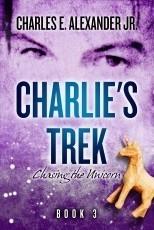 charlie's trek: chasing the unicorn Book 3