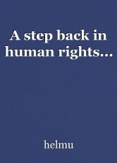 A step back in human rights...