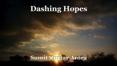 Dashing Hopes