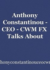Anthony Constantinou - CEO - CWM FX  Talks About Most Popular Female Music Albums