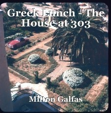 Greek Lunch - The House at 303