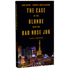 Sam Razor - The Case of the Blonde with the Bad Nose Job