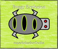 Buggy Explosion