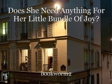 Does She Need Anything For Her Little Bundle Of Joy?