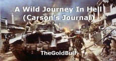 A Wild Journey In Hell (Carson's Journal)