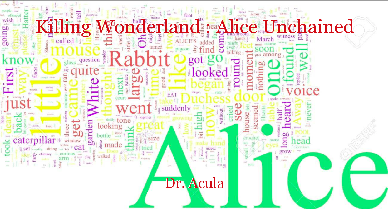Killing Wonderland : Alice Unchained