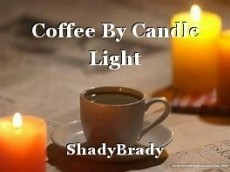 Coffee By Candle Light