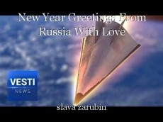 New Year Greetings From Russia With Love