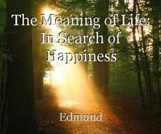 The Meaning of Life: In Search of Happiness
