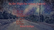 In the Night he comes A novel